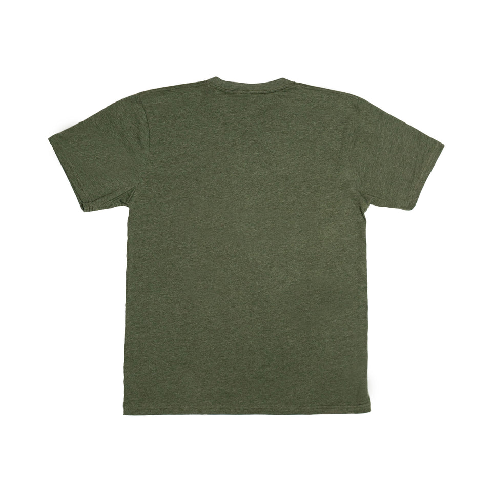 Camo Stag Heritage T-Shirt - Ball and Buck