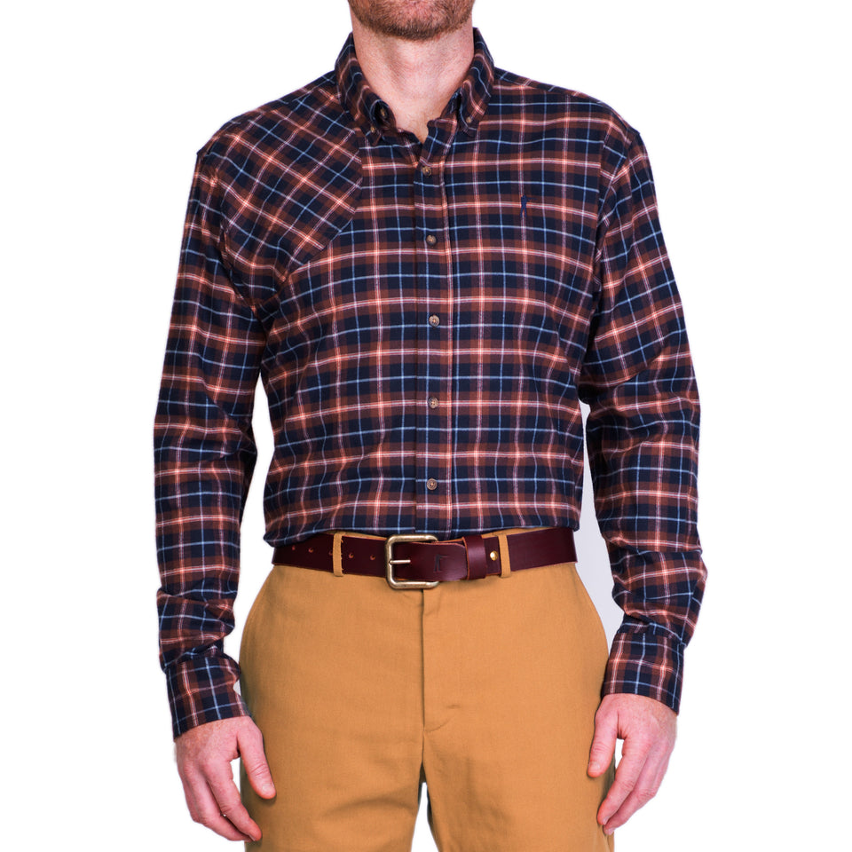 Hunters Shirt 1.0 - Cedar - Ball and Buck