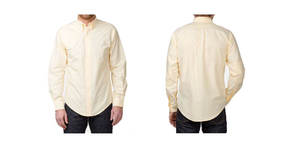 The Hunters Shirt 1.0 - Lemon - Ball and Buck