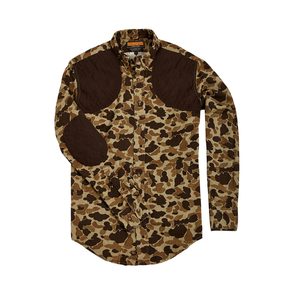 Hunters Shirt FG - Original Camo 2.0 - Ball and Buck