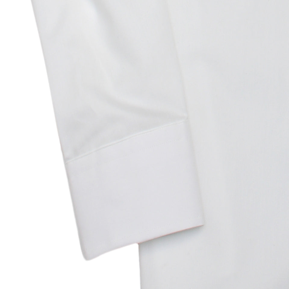 Hunters Dress Shirt - White