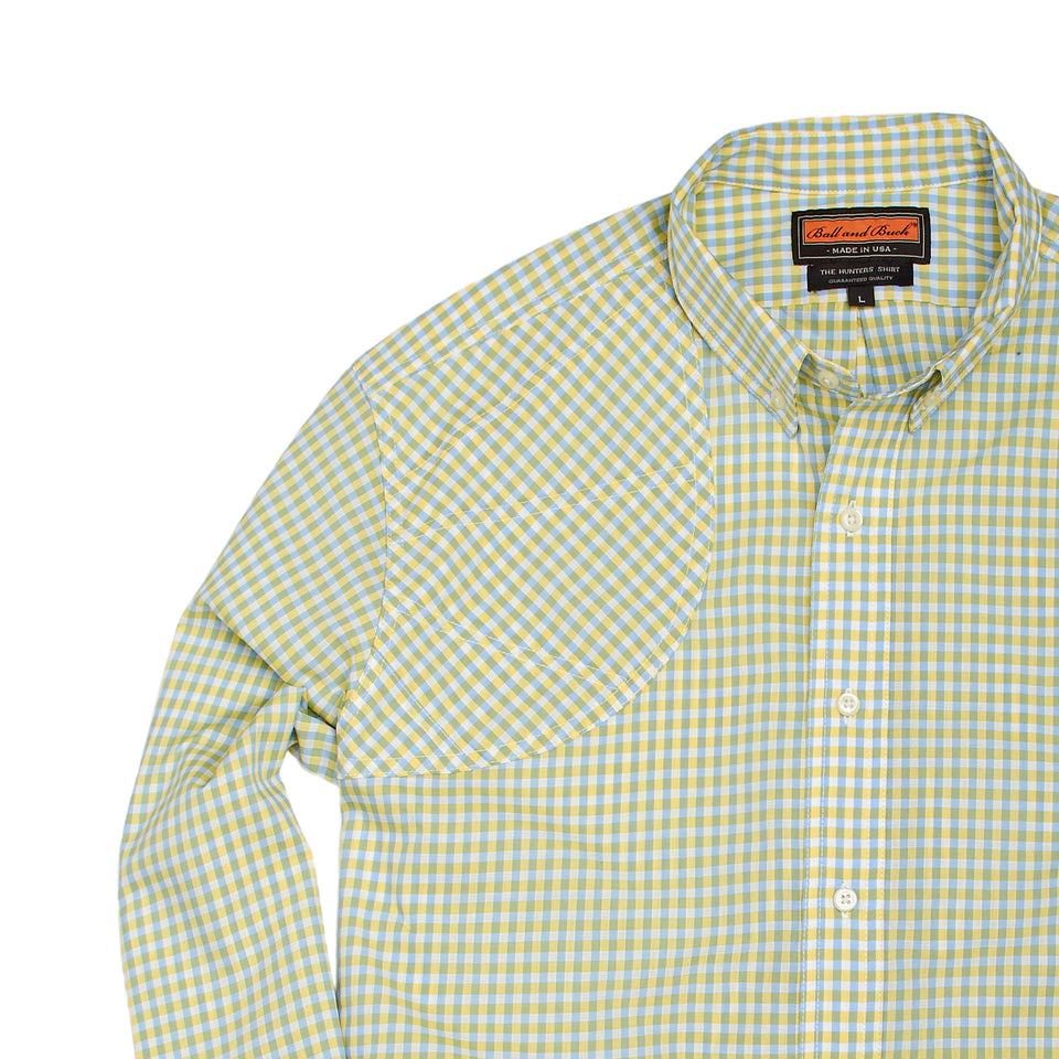 Hunters Shirt - Savoy - Ball and Buck