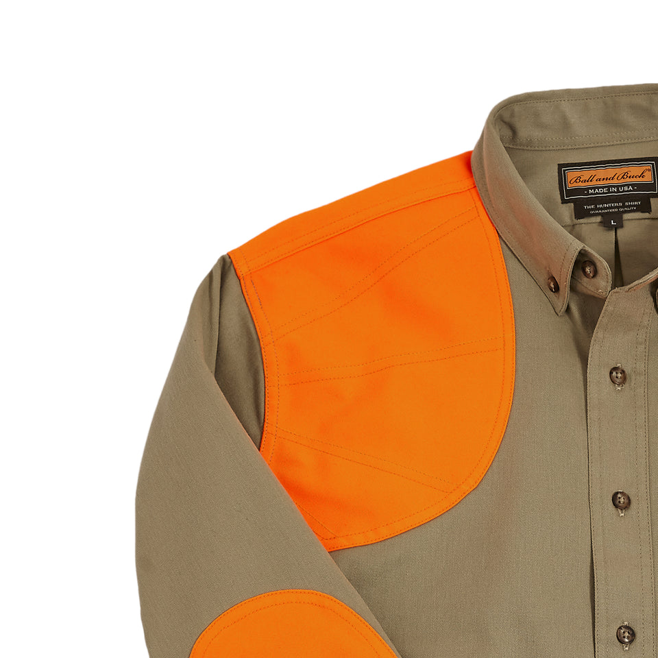 Hunters Shirt FG - Upland Edition 2.0 V2 - Ball and Buck