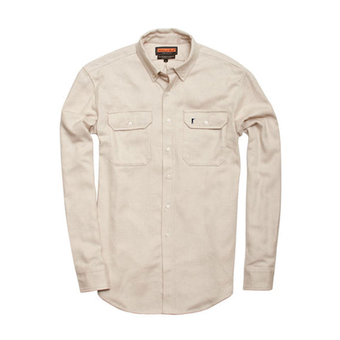 The Mariner's Overshirt, Ivory