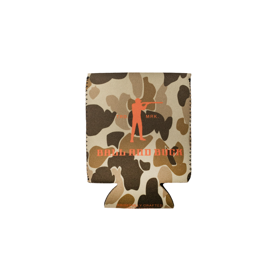 Roger Koozie - Original Camo - Ball and Buck