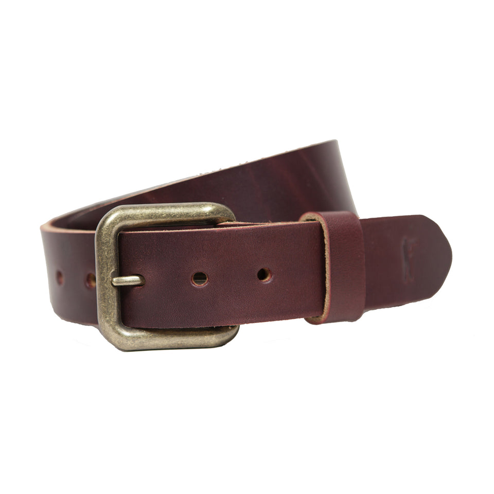 Last Belt You'll Ever Buy - Black - Ball and Buck