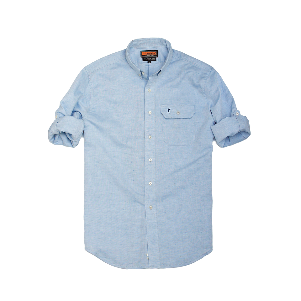 Anglers Shirt - Laurel - Ball and Buck