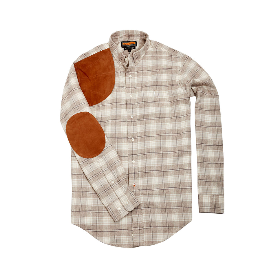 Premium Hunters Shirt - Longmeadow/Suede - Ball and Buck