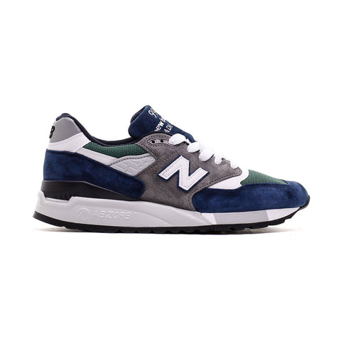 New Balance M998NL - Navy with Teal - featured image