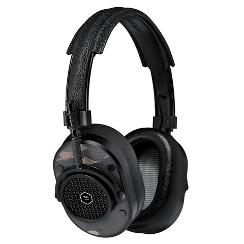 Master & Dynamic MH40 Over-Ear Headphones - Camo - featured image