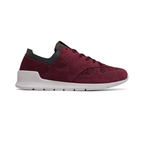 New Balance ML1978, Burgundy with Dark Grey