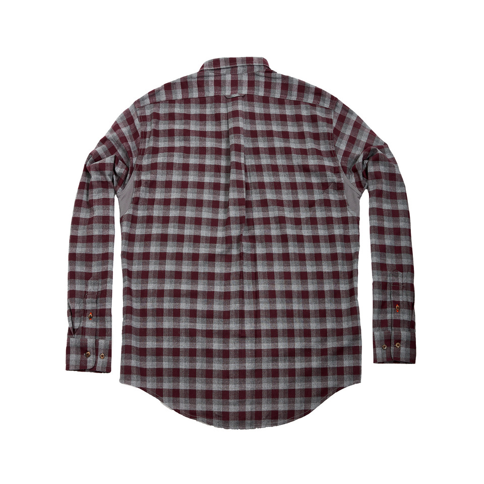Scout Shirt w/Pocket - Boulder - Ball and Buck
