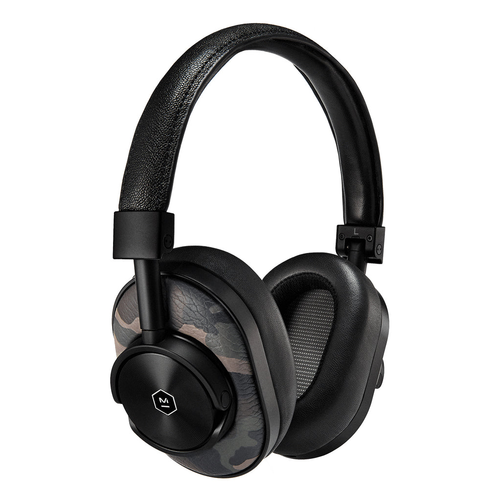 Master & Dynamic MW60 Wireless Over-Ear Headphones - Camo