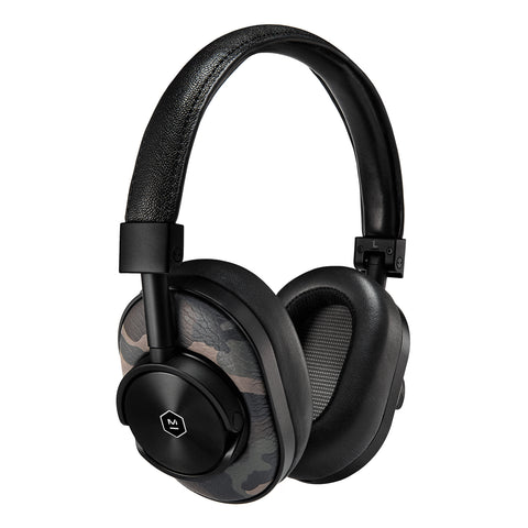 Master & Dynamic MW60 Wireless Over-Ear Headphones - Camo - featured image