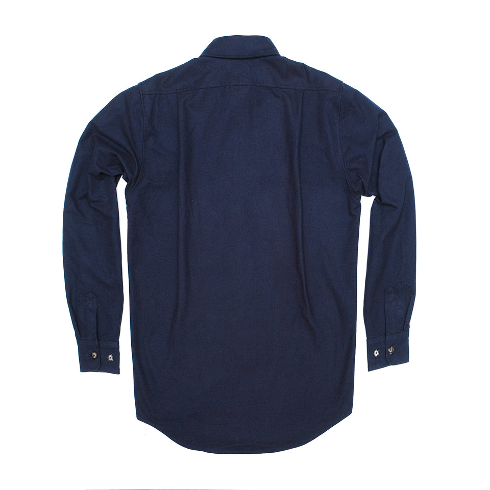 Mariners Overshirt 2.0 - Keystone