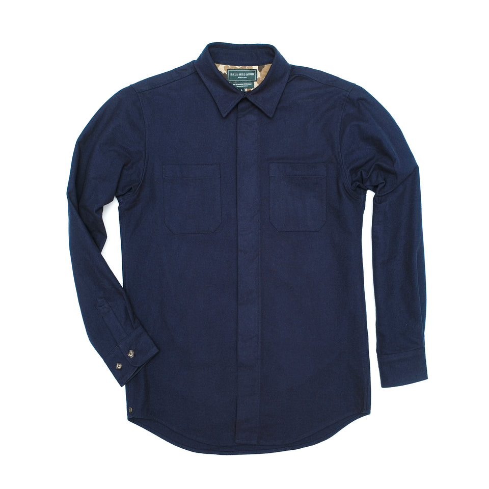 Mariners Overshirt 2.0 - Keystone - Ball and Buck