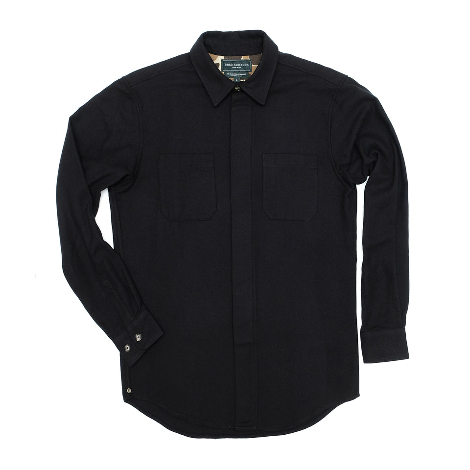 Mariners Overshirt 2.0 - Steamboat