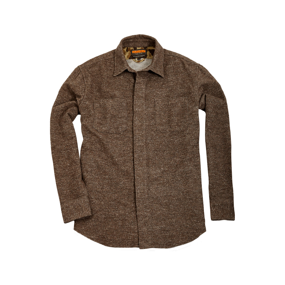 Mariners Overshirt 2.0 - Durango - Ball and Buck