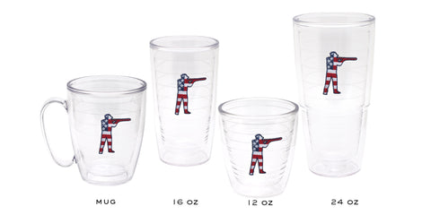 Ball and Buck Tervis Tumbler - America Collection - alternate image