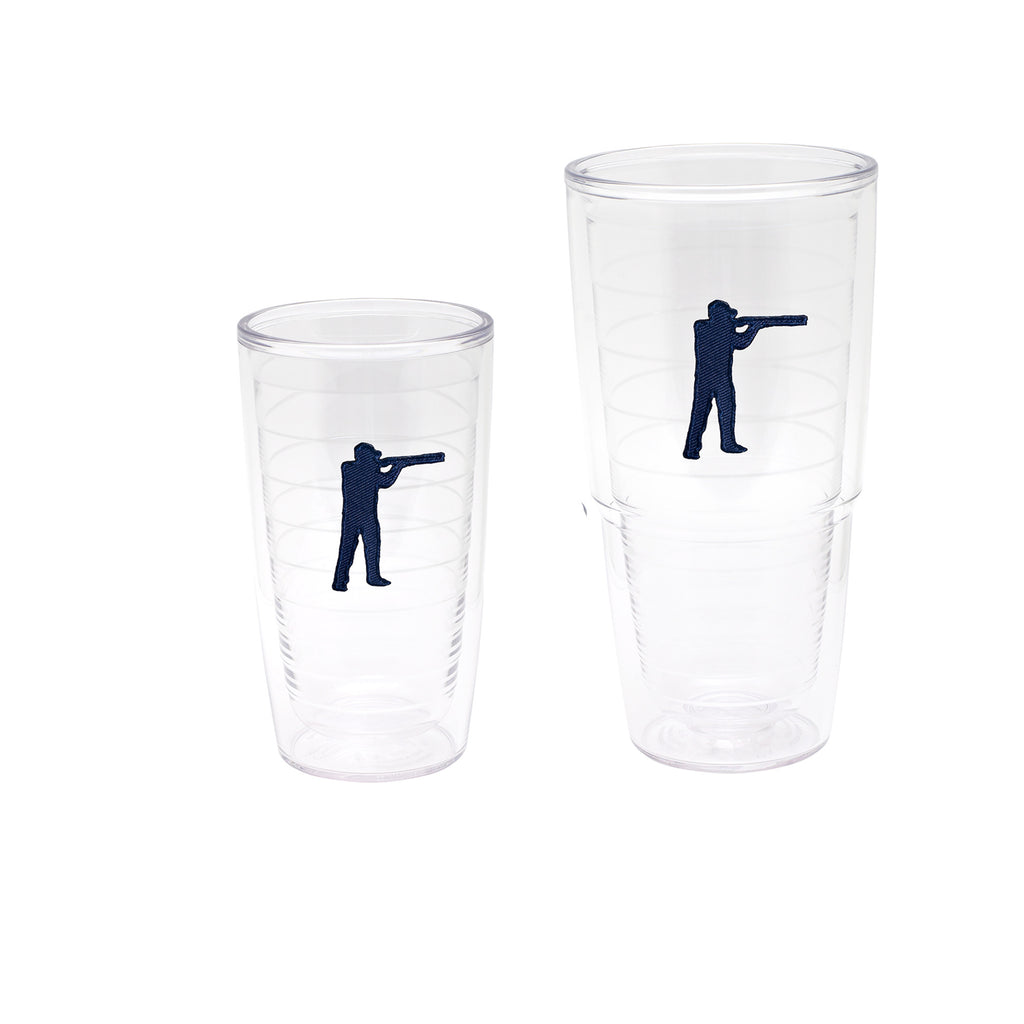 Ball and Buck Tervis Tumbler, Navy