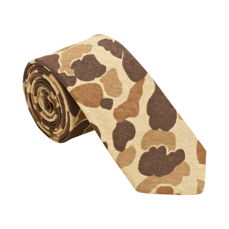 Necktie - Original Camo - Ball and Buck