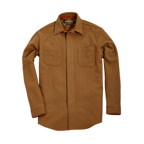 Mariners Overshirt 2.0 - Nutmeg