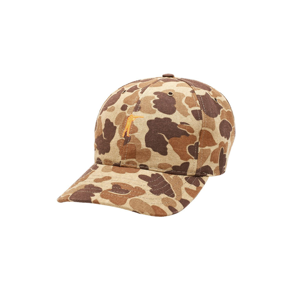 Original Camo Duck Cotton Hat (Backordered) - Ball and Buck
