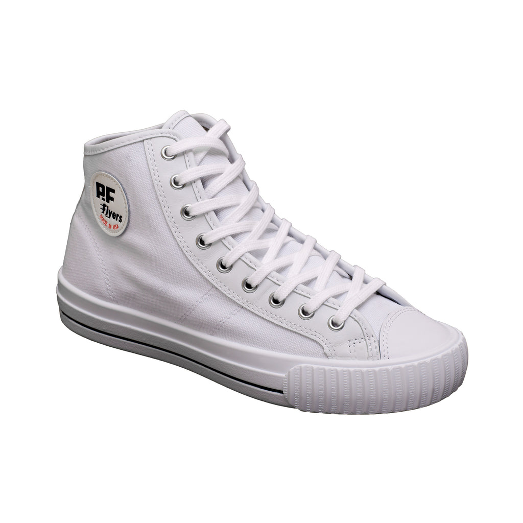 PF Flyers Center Hi, White