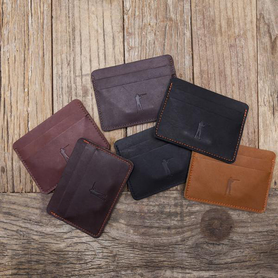 The Perfect Wallet - Brown - Ball and Buck