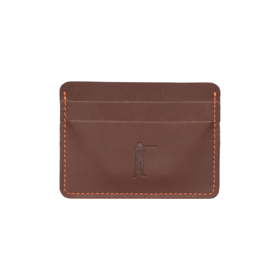 The Perfect Wallet, Red Maple - Ball and Buck
