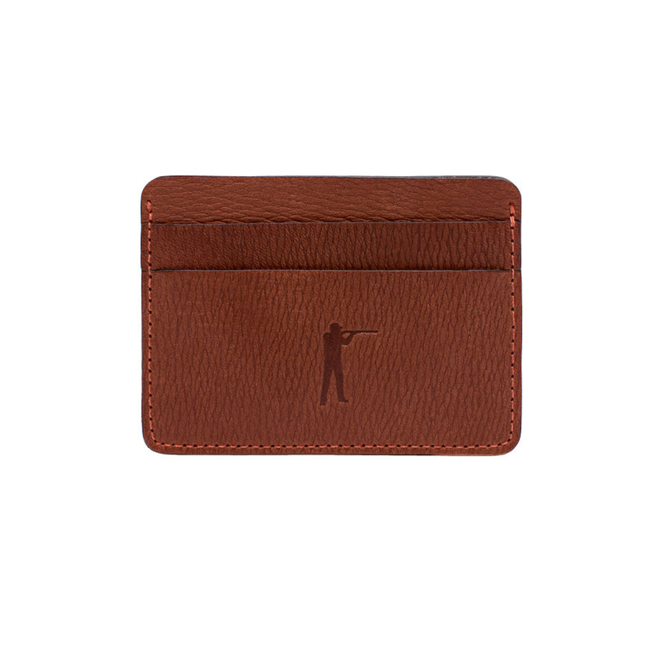 The Perfect Wallet - Signature Leather