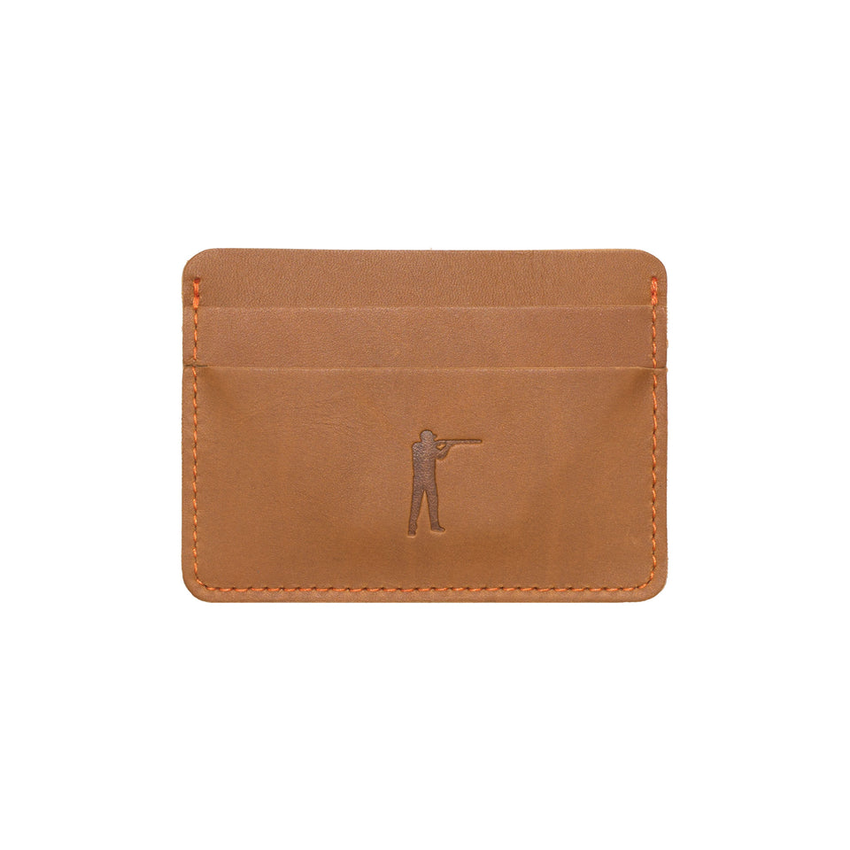 The Perfect Wallet - Tan - Ball and Buck