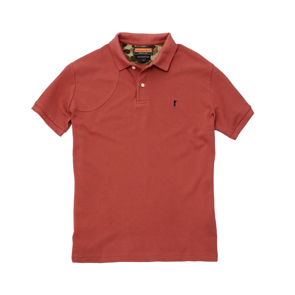 The Hunters Polo - Clay