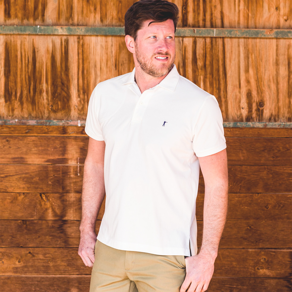 The Hunters Polo - Teal