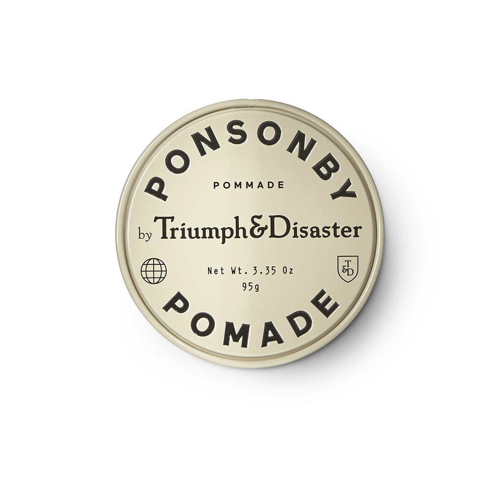 Triumph and Disaster - Ponsonby Pomade
