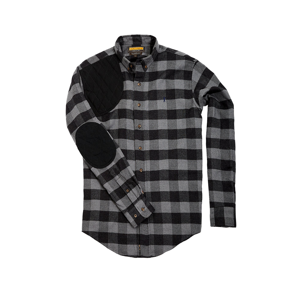 Premium Hunters Shirt - Bighorn/Quilted Duck - Ball and Buck