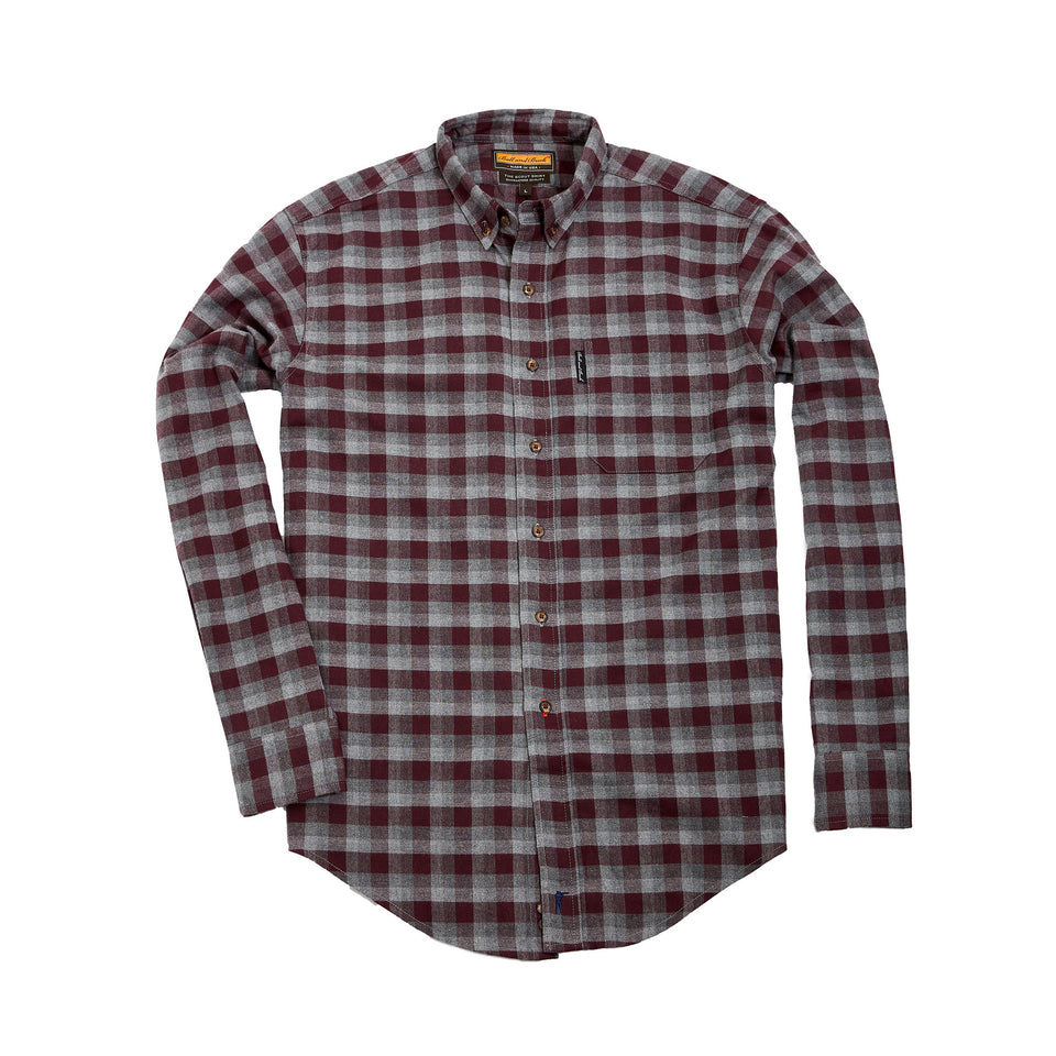 Scout Shirt w/Pocket - Boulder