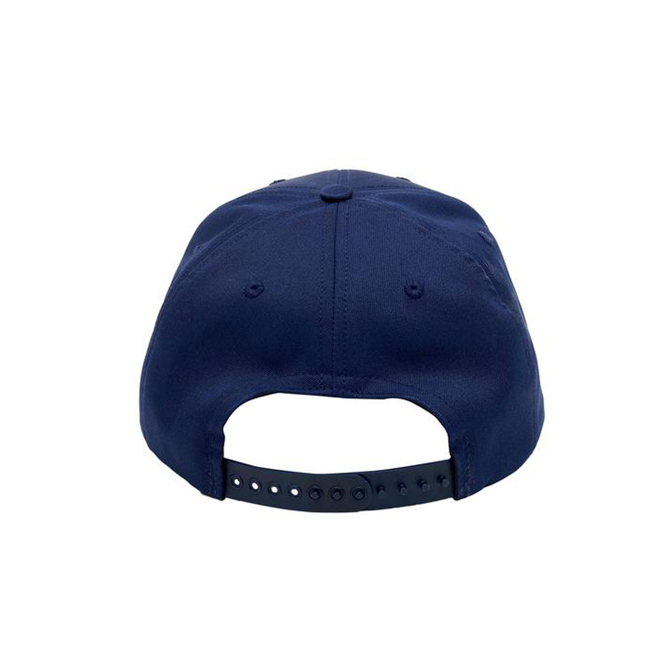 The Scout Hat, Navy w/ Camo Underbrim