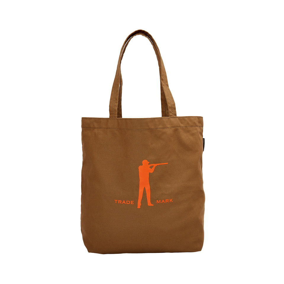 Scout Tote - Signature Canvas - Ball and Buck