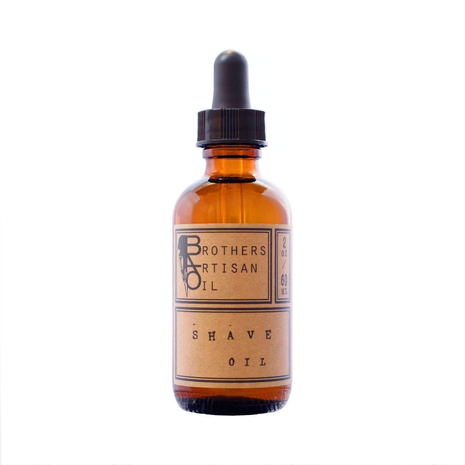 Brothers Artisan Oil - Shave Oil
