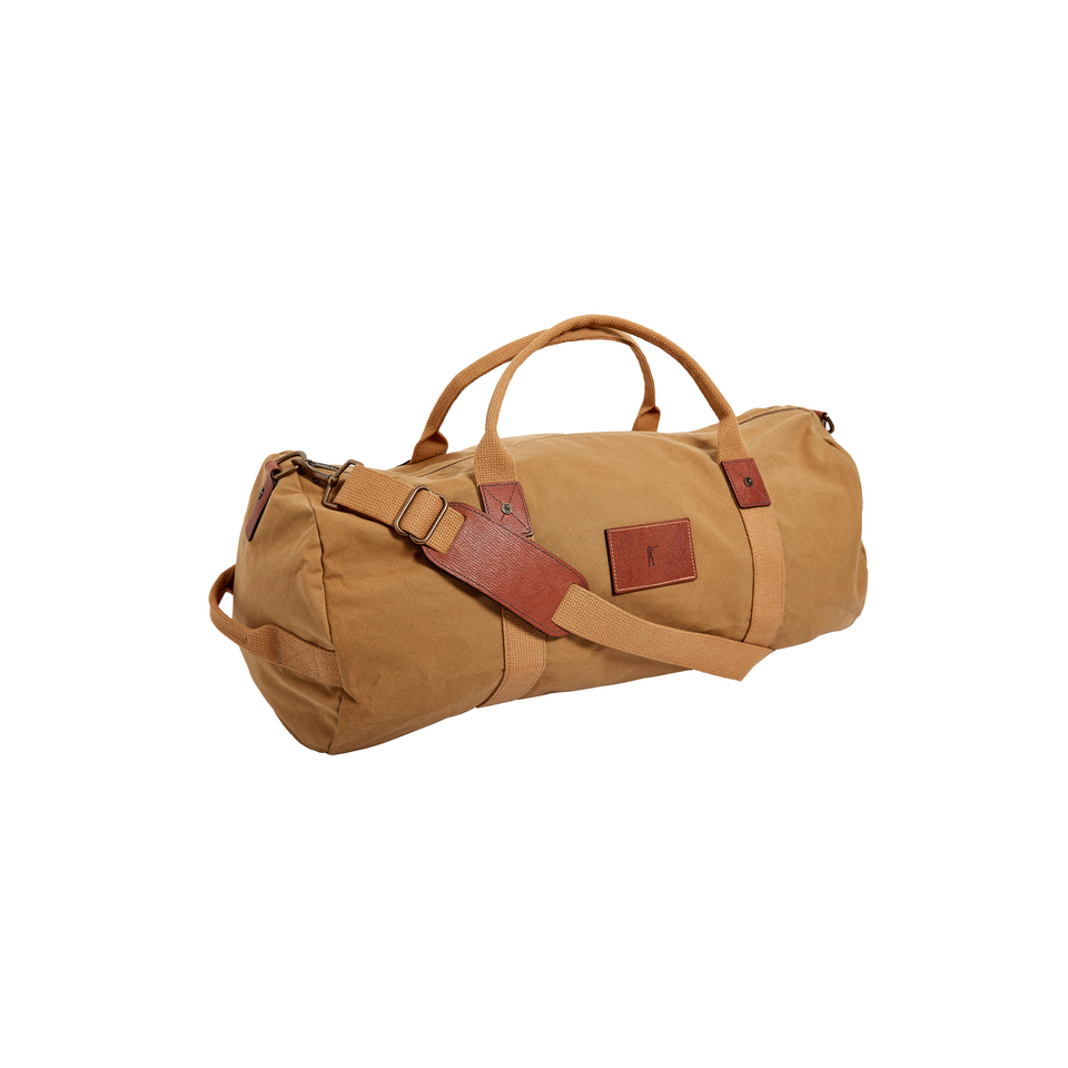 Sportsmans Duffel - Signature Canvas - Ball and Buck