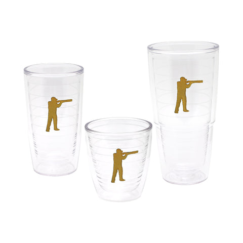 Ball and Buck Tervis Tumbler, Mustard