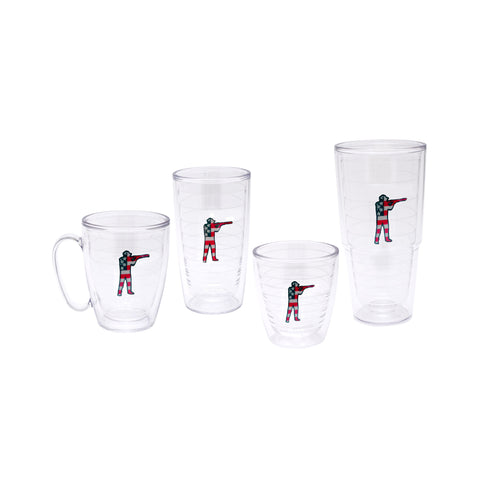 Ball and Buck Tervis Tumbler, America Collection