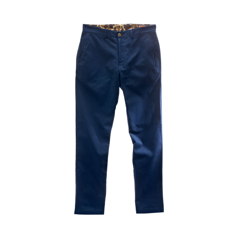 6 Point Pant - Navy 1.0