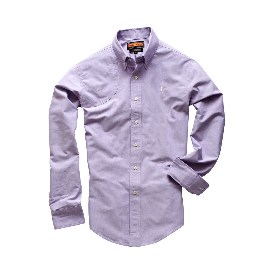 Hunters Shirt - Purple - Ball and Buck