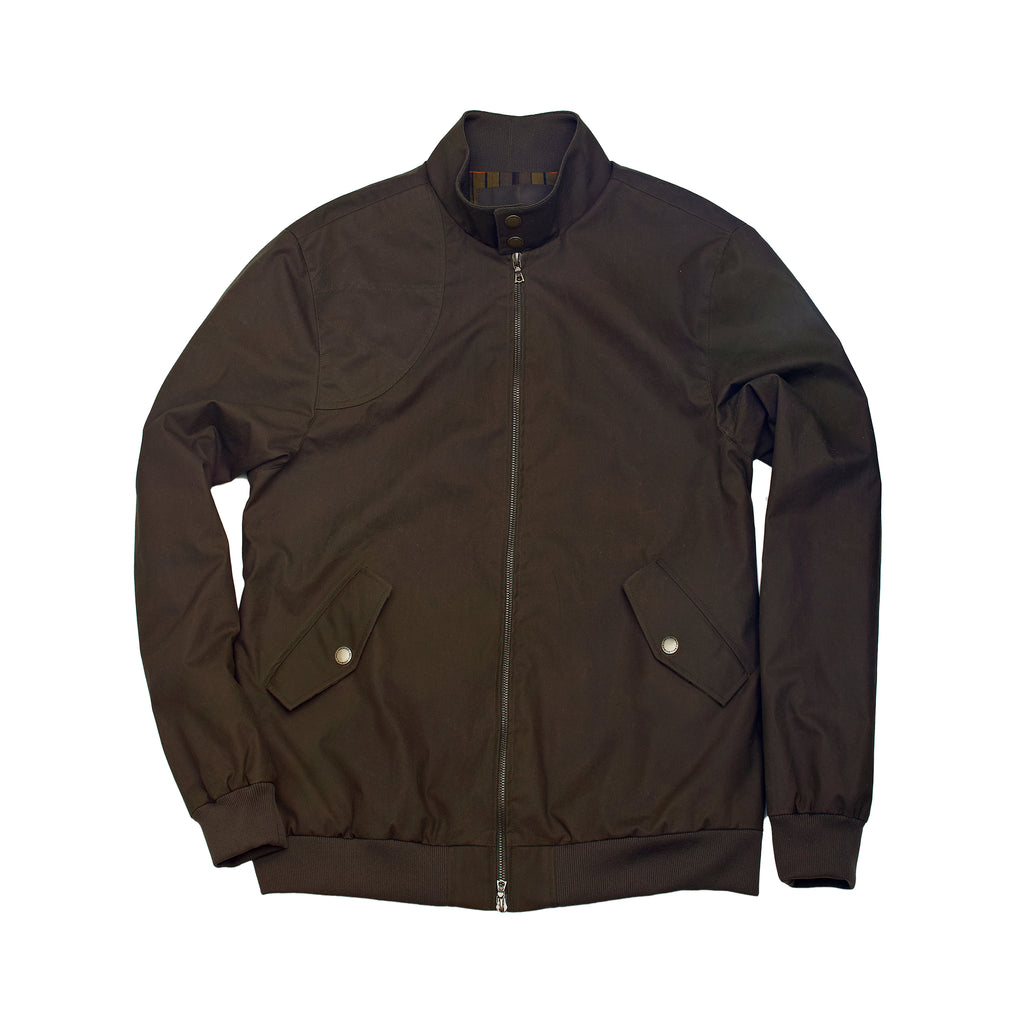 The Harrington Jacket, Dark Olive