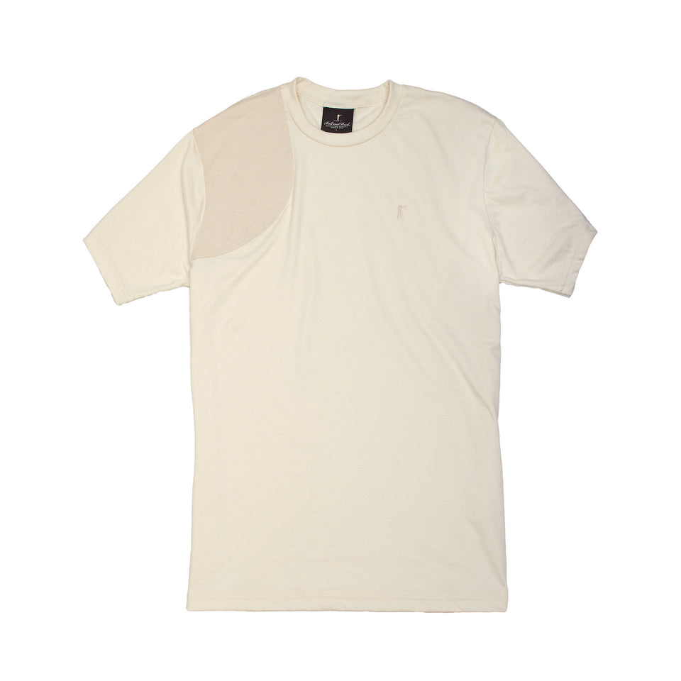 The Hunters Tee - Natural/Natural Duck - Ball and Buck