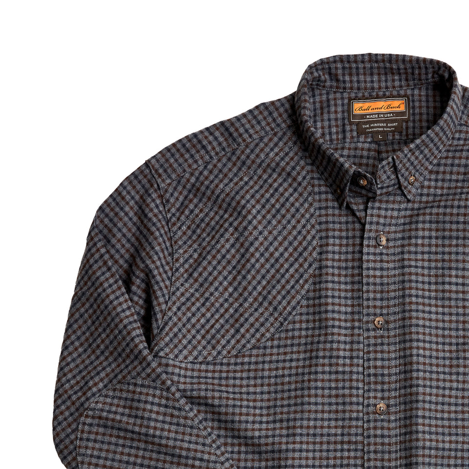 Hunters Shirt - Douglas - Ball and Buck
