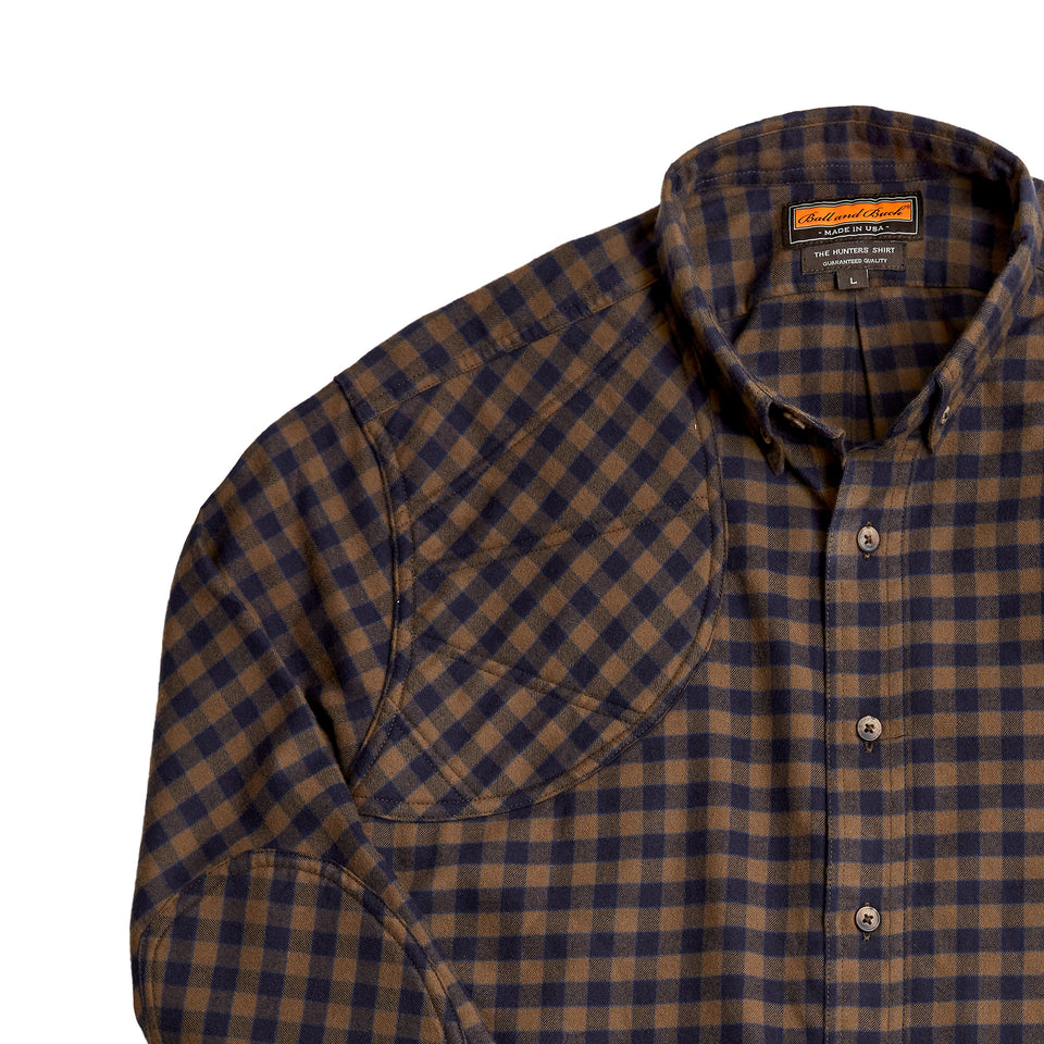 Hunters Shirt - Glade - Ball and Buck