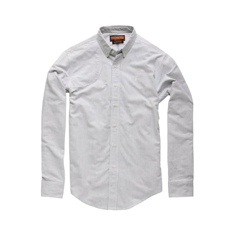 Hunters Shirt - Grey Stripe